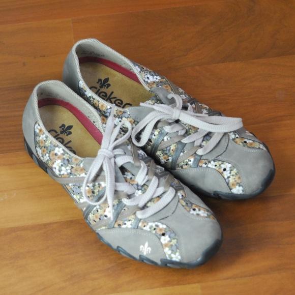 große Auswahl an Farben und Designs Offizieller Lieferant beste Turnschuhe Rieker Antistress women's shoes
